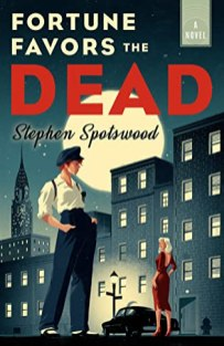 Fortune Favors the Dead (Pentecost and Parker, #1) by