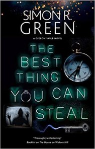best thing you can steal by simon r green
