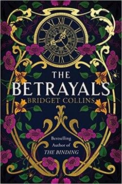 betrayals by bridget collins