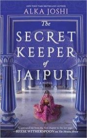 secret keeper of jaipur by alka joshi