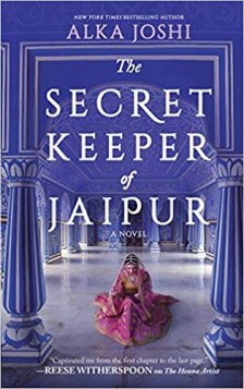 secret keeper of jaipur by alka joshi
