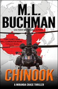 chinook by ml buchman