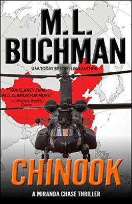 chinook by ml buchman