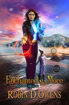 enchanted no more by robin d owens