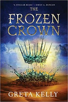 frozen crown by greta kelly