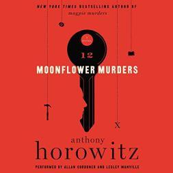 moonflower murders by anthony horowitz audio