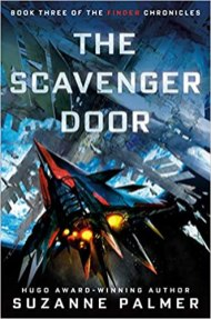 scavenger door by suzanne palmer