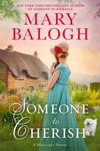 someone to cherish by mary balogh