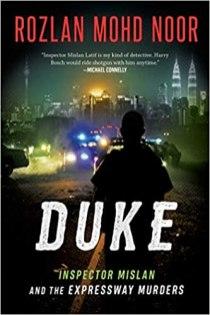 duke inspector mislan and the expressway murders by rozlan mohd noor