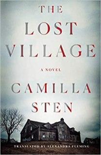 lost village by camilla sten