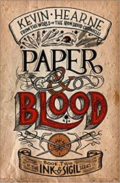 paper and blood by kevin hearne