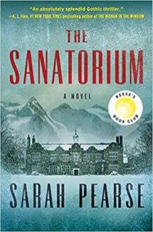 sanatorium by sarah pearse
