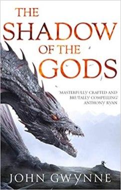 shadow of the gods by john gwynne