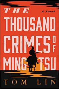 thousand crimes of ming tsu by tom lin