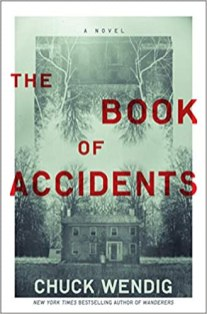 book of accidents by chuck wendig