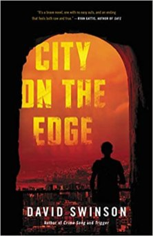city on the edge by david swinson