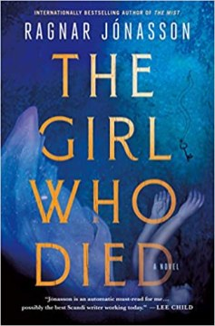 girl who died by ragnar jonasson