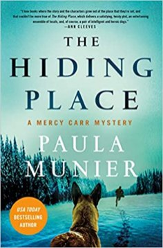 hiding place by paula munier