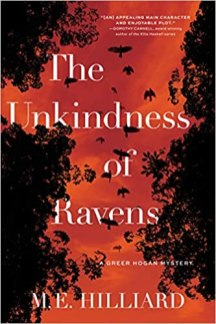 unkindness of ravens by me hilliard
