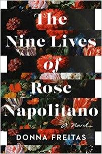 nine lives of rose napolitano by donna freitas