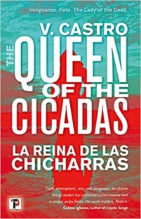 queen of the cicadas by v castro