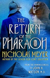 return of the pharaoh by nicholas meyer