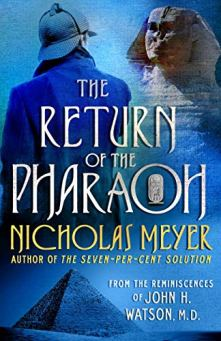 return of the pharaoh by nicholas meyer