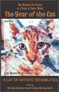 year of the cat cat of artistic sensibilities by kristine kathryn rusch and dean wesley smith