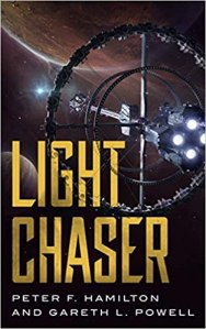 light chaser by peter f hamilton and gareth l powell