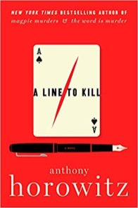 line to kill by anthony horowitz
