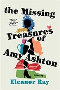 missing treasures of amy ashton by eleanor ray