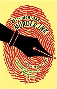 murder ink by betty hechtman