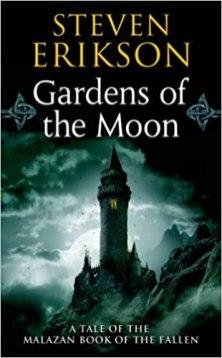 gardens of the moon by steven erickson