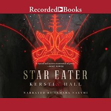 star eater by kerstin hall audio