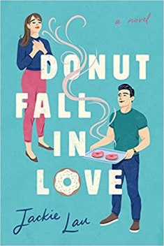 donut fall in love by jackie lau