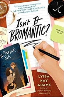isnt it bromantic by lyssa kay adams