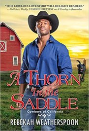 thorn in the saddle by rebekah weatherspoon