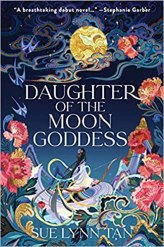 daughter of the moon goddess by sue lynn tan