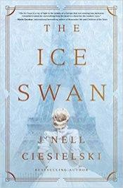 ice swan by jnell ciesielski