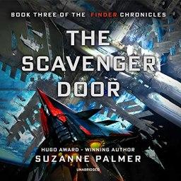 scavenger door by suzanne palmer audio