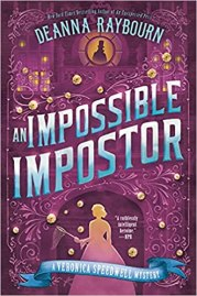 impossible impostor by deanna raybourn