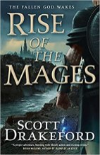 rise of the mages by scott drakeford