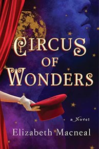 circus of wonders by elizabeth macneal