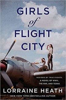 girls of flight city by lorraine heath