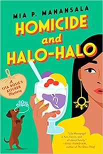 homicide and halo halo by mia p manansala