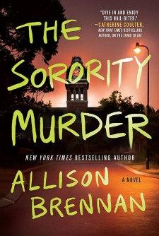 sorority murder by allison brennan