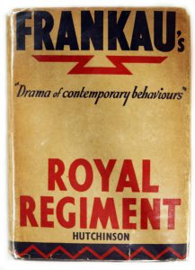 royal Regiment by Frankau