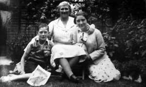 Irene, Jack and their mother