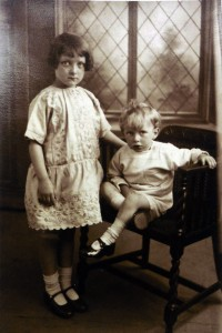 Irene and her brother,Jack
