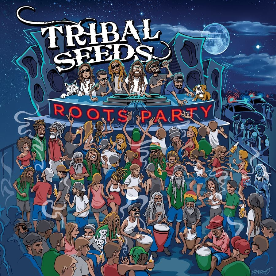 Tribal Seeds  Roots Party  ReadJunkcom Music  Movie